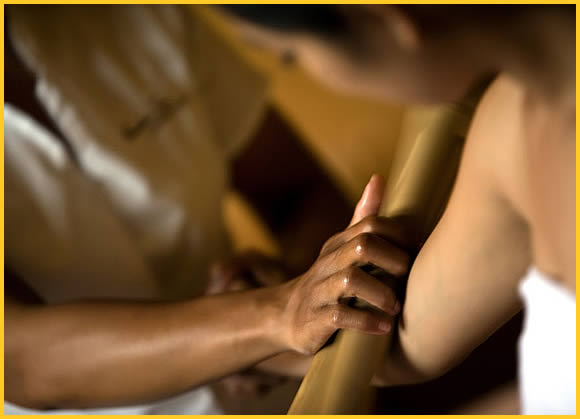 Bamboo Therapy at Bamboo Spa by L'OCCITANE