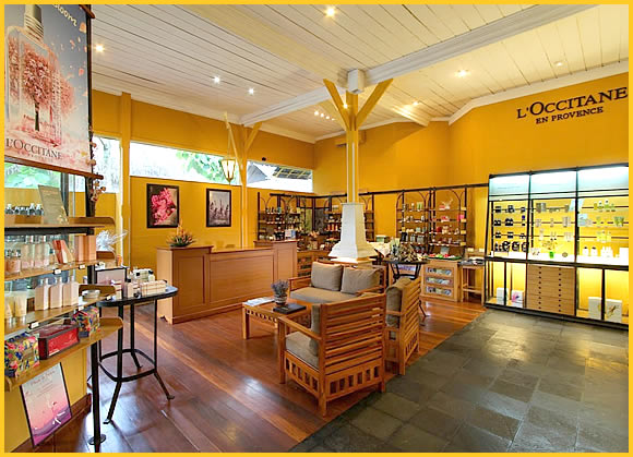 Spa by L'OCCITANE - Ubud Shop