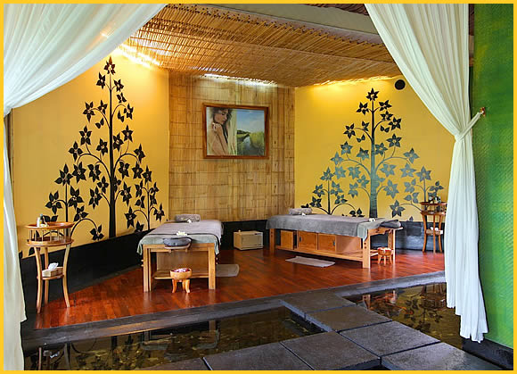 Immortelle Room at Spa by L'OCCITANE - Ubud